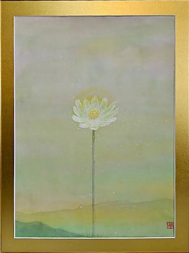 ゴルゴダの丘に咲く12弁の花500.jpg